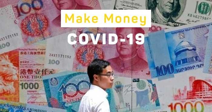 зарабатывание денег во время пандемии коронавируса